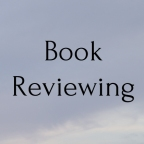 Button - book review copy