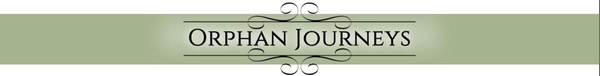 Orphan Journeys banner