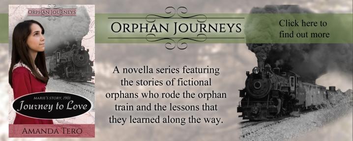 Orphan Train series