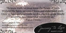 Quote - Pastor Owens