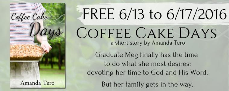 Coffee Cake Days - free