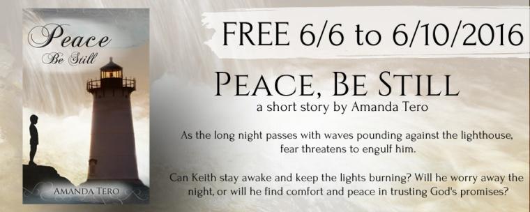 Peace Be Still - free